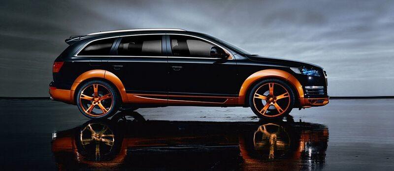 VW GOLF 7 GTI – SATIN PERFECT BLUE